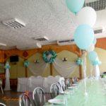 Оформление свадеб №70