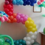 Оформление детского праздника №103