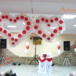 Оформление свадеб №9