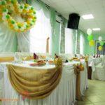 Оформление свадеб №20