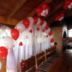 Оформление свадеб №23