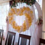 Оформление свадеб №57