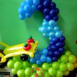 Оформление детского праздника №97