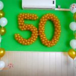 Украшение дня рождения, юбилея, корпоратива №24
