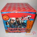 Купить фейерверк Братство пиратов SU-4901-20