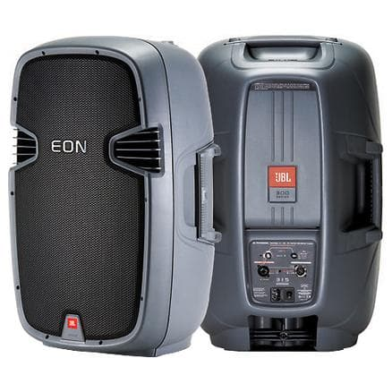 Аренда активной акустической системы JBL EON315