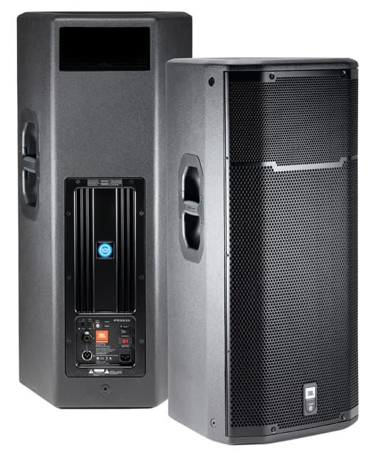 Аренда активной акустической системы JBL PRX635
